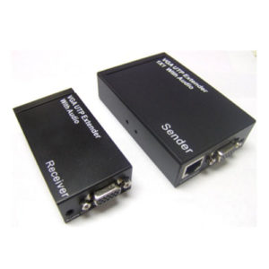 HDMI and VGA Extenders